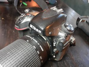 Nikon D800 with sideshutter and 2 lenses, will trade for drone for Sale in Phoenix, AZ