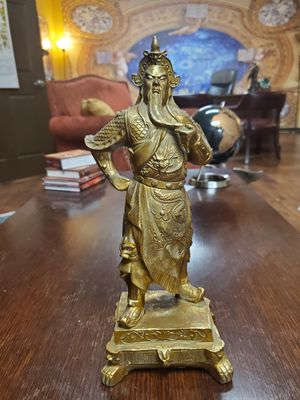 Chinese General Statue for Sale in Escondido, CA