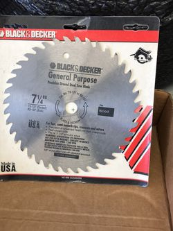 Black&Decker Saw Blades for Sale in Lithia,  FL