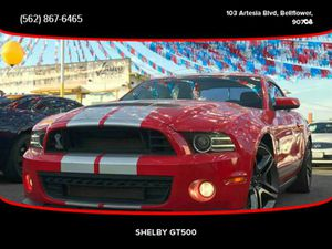 2010 Ford Shelby GT500 2dr Coupe for Sale in Lakewood, CA