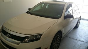 2012 Ford Fusion Sel for Sale in Glendale, AZ