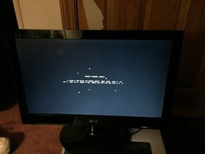 "LG 20"" LCD Monitor. 2040T for Sale in Ashley, OH"