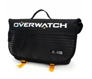 NWT! Overwatch Logo Black Messenger Bag by Loungefly *Please Read Entire Description!* for Sale in Goodyear, AZ