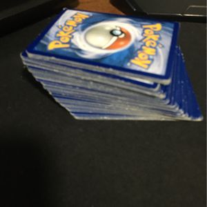 Bag Of Pokemon Cards for Sale in Pompano Beach, FL