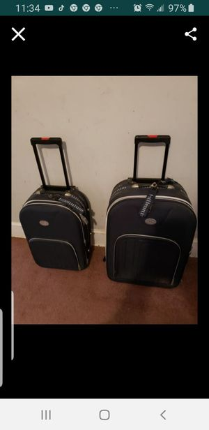 2pc LUGGAGE. PRICE REDUCE for Sale in Greenville, SC