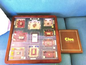 Clue luxury edition 3D room furniture board game Cluedo for Sale in Los Angeles, CA