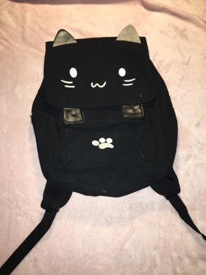 cat backpack and car neck pillow for Sale in Las Vegas, NV