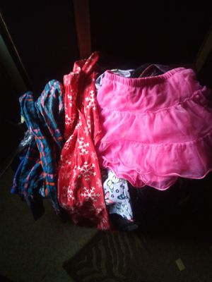 Bag of kids clothes - girls for Sale in West Lafayette, OH