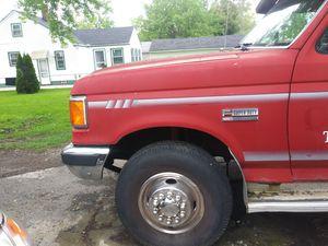 89 Ford f450 Rollback. for Sale in Pontiac, MI