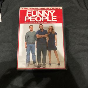 Funny People DVD for Sale in Buffalo, NY