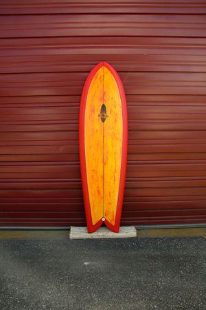 "New 5'8"" FOIL Retro Fish surfboard for Sale in Wesley Chapel, FL"