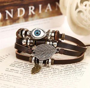 ✨🤩✨Unisex leather Bracelet -Owl/Leaf/ Eye 👁 for Sale in Dallas, TX