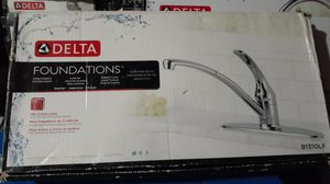 Delta Foundation Kitchen Faucet Brand New (firm) for Sale in Gardena, CA