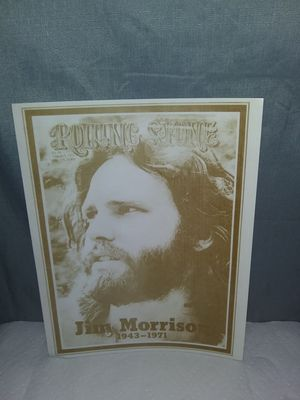 Jim Morrison Print for Sale in Cromwell, CT