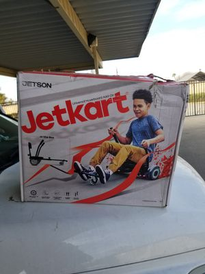 Hoverboard jetkart jetson for Sale in Parlier, CA