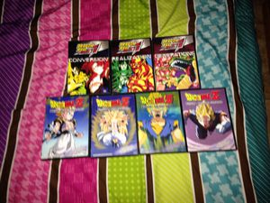 Original Dragonball Z and GT DVDs for $15 obo for Sale in Los Angeles, CA