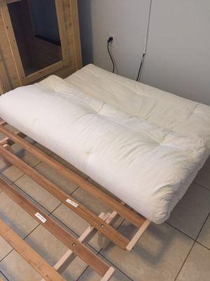 Full size futon mattress for Sale in Belleair, FL