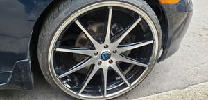 Rines 22 son 5 virlos son 5x114 for Sale in Chicago, IL