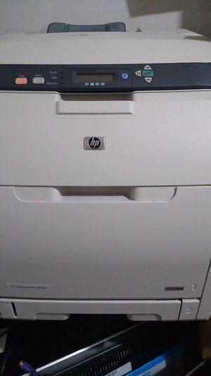 Hp color printer works great for Sale in San Antonio, TX