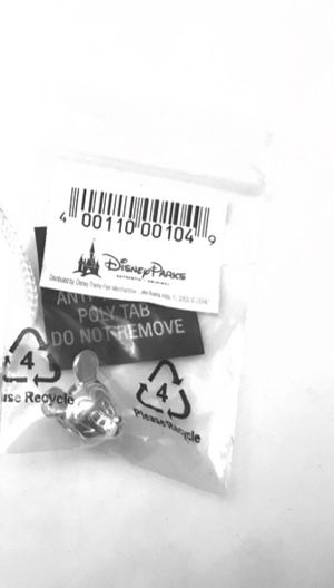 Disney Mickey Mouse Sterling Silver bead brand new for Sale in Boonsboro, MD
