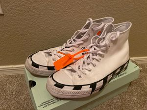 Off white converse for Sale in Mesa, AZ