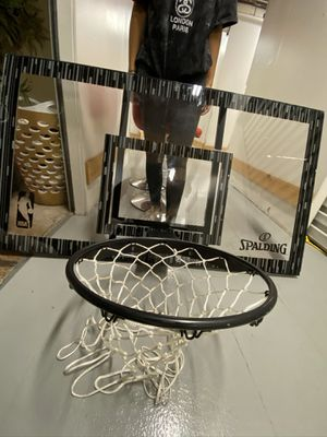 NBA HOOP NBA SIZED SPECIAL EDITION for Sale in Los Angeles, CA