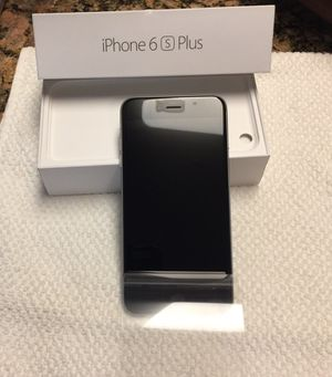 IPhone 6S Plus 32GB-AT&T Carrier for Sale in Fairfax, VA
