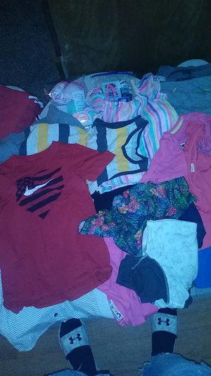 Clothes 4-6 years kids for Sale in San Antonio, TX