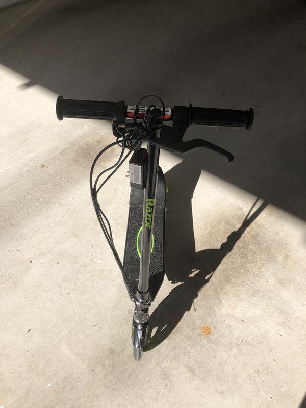 Razor electric scooter brand new