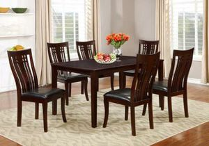 Sweet Dealz! Brand New 7pc kitchen table set for Sale in Virginia Beach, VA