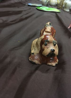 Hand Made puppies statue for Sale in Pinetop-Lakeside, AZ