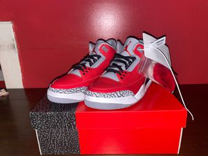 Jordan Red Cement 3 for Sale in Los Angeles, CA