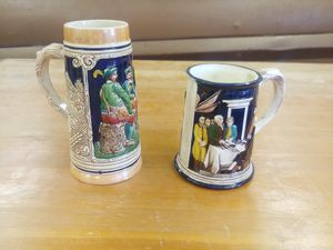 2 nice steins for Sale in Bozeman, MT