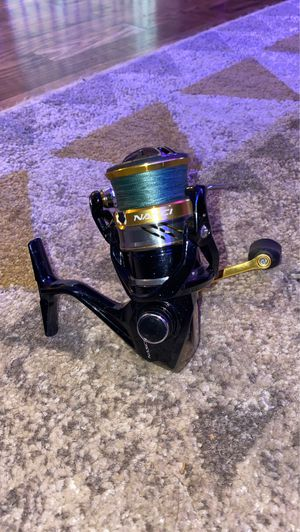 Shimano fishing reel for Sale in College Park, MD