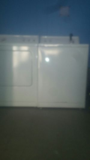 Washer and dryer Kenmore for Sale in Chicago, IL