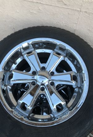 "Rims 20"" came off a Chevy Silverado for Sale in Las Vegas, NV"