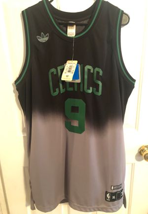 Rondo #9 Celtics jersey 2 tone limited addition for Sale in Las Vegas, NV