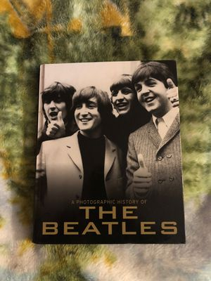Beatles history book for Sale in Fall River, MA