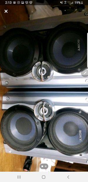 Sony Bookshelf speakers for Sale in Findlay, OH