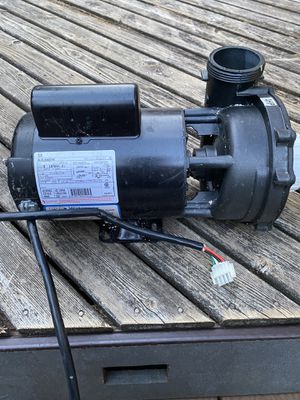 Hot Tub Pump for Sale in Maple Valley, WA