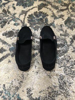 New: Women's Black Moccasin Shoes for Sale in Burnt Chimney, VA