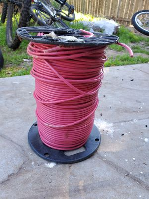 Approximate 500-ft 10-AWG Stranded Red Copper THHN Wire for Sale in Spring Valley, CA