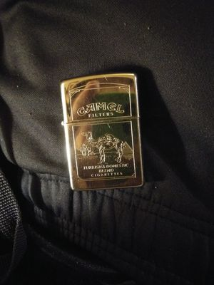 Camel Zippo Lighter for Sale in Amelia, OH