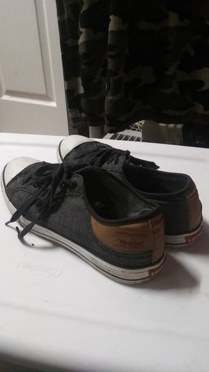 Size 11, Levi's shoe's for Sale in St. Petersburg, FL