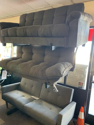 Beautiful Futon Sofas (Prices Vary) for Sale in Fresno, CA