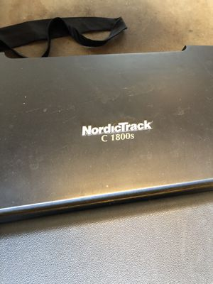 Nordic track treadmill barely used for Sale in Ontario, CA