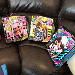 L.o.l O.m.g Remix Dolls for Sale in Great River,  NY