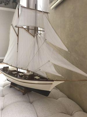 Sailboat Replica for Sale in Gloucester, MA