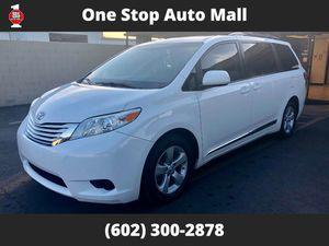 2015 Toyota Sienna LE MiniVan for Sale in Phoenix, AZ