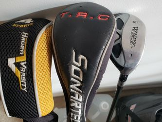 Golf Club Hybrids for Sale in Wadsworth,  IL